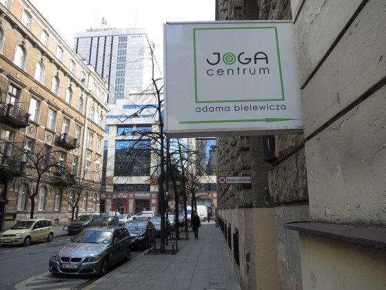 Yoga in Warschau