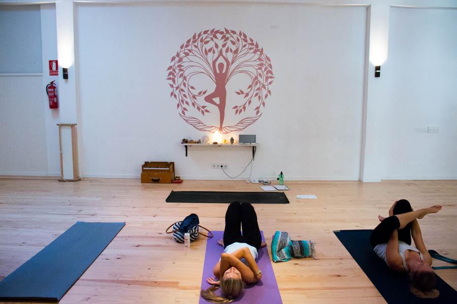 Yoga in Palma