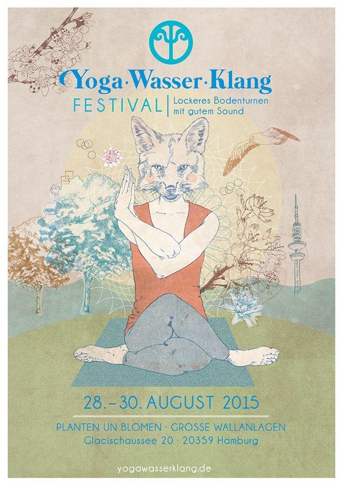 Yoga Wasser Klang Festival 2015