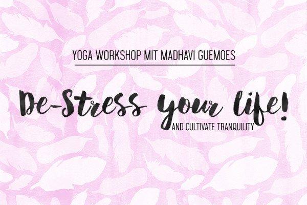 Anti-Stress Workshop