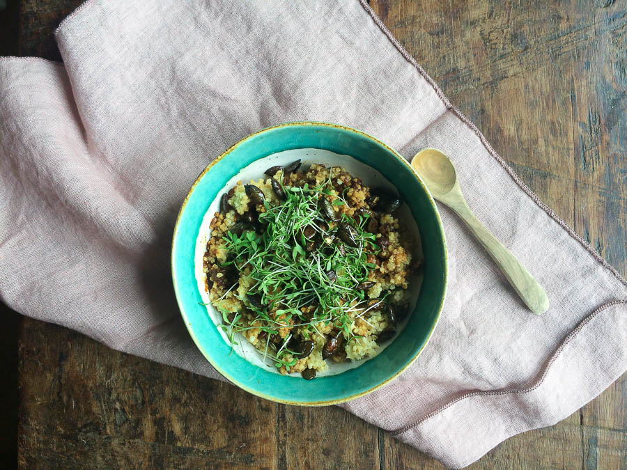 Miso Porridge