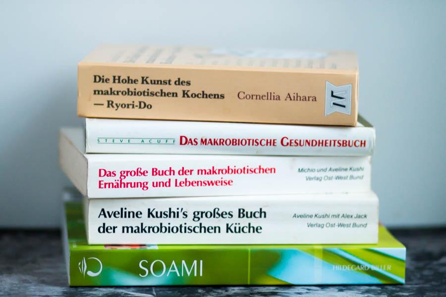 Makrobiotische Kochbücher