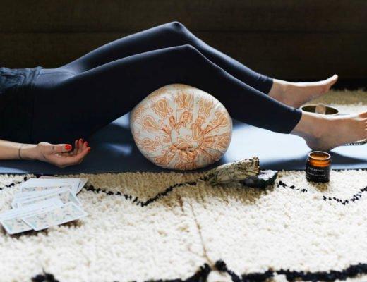 Yogamatte Lotuscrafts