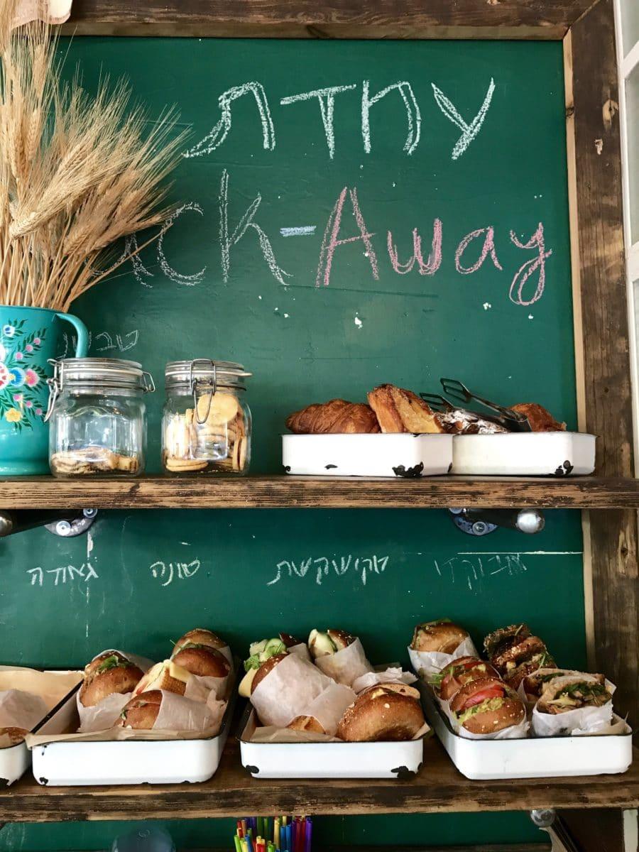 Bucke Cafe Tel Aviv